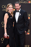 Bertie Carvel arriving for the Olivier Awards 2018 at the Royal Albert Hall, London, UK. <br /> 08 April  2018<br /> Picture: Steve Vas/Featureflash/SilverHub 0208 004 5359 sales@silverhubmedia.com