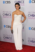 LOS ANGELES, CA - JANUARY 09: Morena Baccarin at the 39th Annual People's Choice Awards at Nokia Theatre L.A. Live on January 9, 2013 in Los Angeles, California. Credit: mpi21/MediaPunch Inc. /NORTEPHOTO