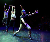 AIREOKE, an air guitar exhibition at Actors Theatre of Louisville