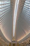 USA, New York, Manhattan, World Trade Center Station