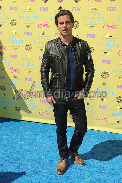 16 August 2015 - Los Angeles, California - Jake T. Austin. Teen Choice Awards 2015 - Arrivals held at the USC Galen Center. Photo Credit: Byron Purvis/AdMedia