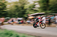 Tejay van Garderen (USA/BMC)<br /> <br /> Stage 20 (ITT): Saint-Pée-sur-Nivelle >  Espelette (31km)<br /> <br /> 105th Tour de France 2018<br /> ©kramon