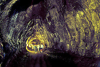 Big Island of Hawaii, Volcanoes National Park, Thurston Lava Tube