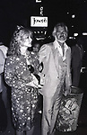 Kenny Rogers and Marianne Rogers attend a Broadway Show on July 1, 1982 in New York City.