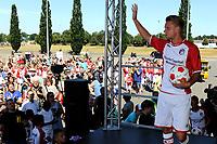 EMMEN - Opendag FC Emmen , Oude Meerdijk, seizoen 2018-2019, 15-07-2018,  Wouter marinus