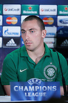 Scott Brown at press conference