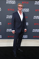 LOS ANGELES, CA - JUNE 10: Jake Busey at the Los Angeles Premiere Screening of Murder Mystery at Regency Village Theatre in Los Angeles, California on June 10, 2019. <br /> CAP/MPIFS<br /> ©MPIFS/Capital Pictures