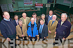2009 COMMITTEE: The current members of the Mid-Kerry Mart Committee, front l-r: Paud O'Sullivan, Denis Sheehan (Manager), Donal Counihan (Secretary), Pat Quirke, Thomas Blennerhassett, John Devane. Back l-r: Pat Joe Nagle, Jimmy Daly (Chairman), Kieran O'Shea, David Gleeson, Joe Daly.