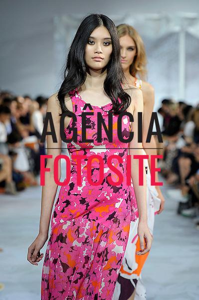Nova Iorque, EUA &sbquo;09/2014 - Desfile de DVF na Semana de moda de Nova Iorque  -  Verao 2015. <br /> <br /> Foto: FOTOSITE