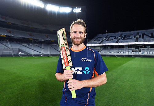 20th March 2018, Eden Park, Auckland, New Zealand;  NZ Captain Kane Williamson.<br />