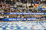 "19 MAR 2016: Teams compete in the 400 Yard Freestyle Relay ""B"" final during the Division I Women's Swimming & Diving Championship held at the Georgia Tech Aquatic Center in Atlanta, GA. David Welker/NCAA Photos"