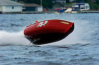 Jersey Speed Skiff JS-9.