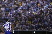 MACEIÓ, AL, 30.07.2017 - CSA-BOTAFOGO - Daniel Angulo do CSA (AL), durante partida contra o Botafogo (PB) em jogo válido pela 12ª rodada do Campeonato Brasileiro série C 2017, no Estádio Rei Pelé, em Maceió, neste domingo, 30. (Foto: Alisson Frazão/Brazil Photo Press)