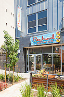 Beachwood Brewing and BBQ in Downtown Long Beach at the Promenade