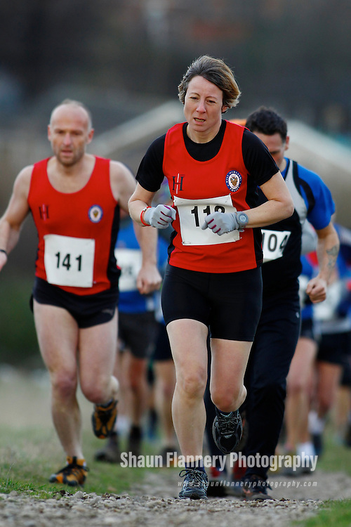 Pix: Shaun Flannery/shaunflanneryphotography.com...COPYRIGHT PICTURE>>SHAUN FLANNERY>01302-570814>>07778315553>>..14th December 2011……………….South Yorkshire Police Cross Country athletics event at Lakeside, Doncaster.
