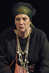 "Wendy Ishii in Bas Bleu Theatre Company's production of ""Mother Courage and Her Children,"" February 8, 2006"