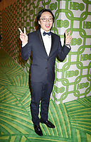 BEVERLY HILLS, CA - JANUARY 06: Jimmy O. Yang attends HBO's Official Golden Globe Awards After Party at Circa 55 Restaurant at the Beverly Hilton Hotel on January 6, 2019 in Beverly Hills, California.<br /> CAP/ROT/TM<br /> ©TM/ROT/Capital Pictures