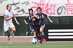 Kumi Yokoyama (JPN), .JUNE 17, 2012 - Football / Soccer : .Women's International Friendly match between U-20 Japan 1-0 U-20 United States .at Nagai Stadium, Osaka, Japan. (Photo by Akihiro Sugimoto/AFLO SPORT) [1080]