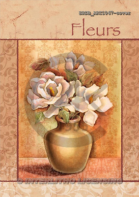 Daniela, FLOWERS, paintings, BRDBART1047-COVER,#F# Blumen, flores, illustrations, pinturas ,everyday