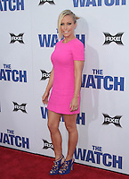 Kendra Wilkinson arrives at 'The Watch' Premiere Sponsored by AXE at Grauman's Chinese Theatre on July 23, 2012 in Hollywood, California MPI25 / Mediapunchinc /*NortePhoto.com*<br />