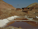 Iraq 2008.Saltproducers in the village of Mamamlaha, near Chemchemal, in summer.Irak 2008.Salinieres a Mamamlaha, pres de Chemchemal