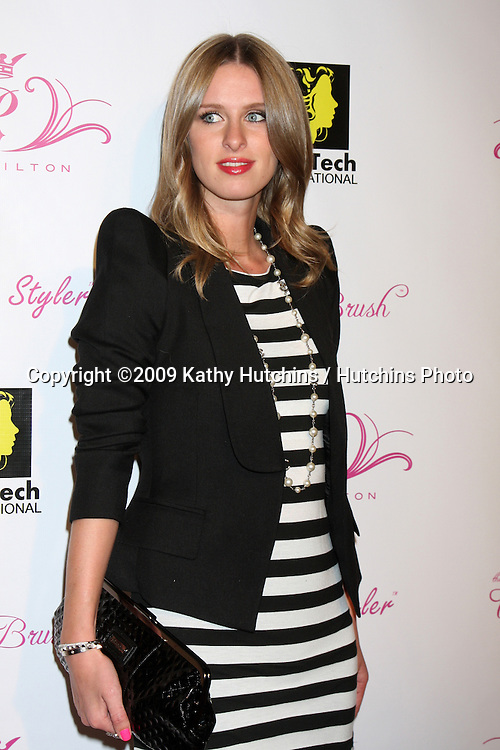 Nicky Hilton.arriving at the Paris Hilton Beauty Line Launch Party.Thompson Hotel.Beverly Hills,  CA.November 17, 2009.©2009 Kathy Hutchins / Hutchins Photo.