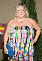 HOLLYWOOD, CA - OCTOBER 10: Bridget Everett, at The Los Angeles Premiere of HBO's Camping at Paramount Studios in Hollywood, California on October 10, 2018. Credit: Faye Sadou/MediaPunch