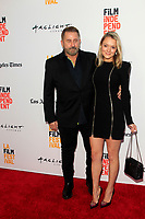 """LOS ANGELES - JUN 19:  Anthony LaPaglia, Alexandra Henkel at the 2017 Los Angeles Film Festival - """"Annabelle: Creation"""" Premiere at the The Theatre at Ace Hotel on June 19, 2017 in Los Angeles, CA"""