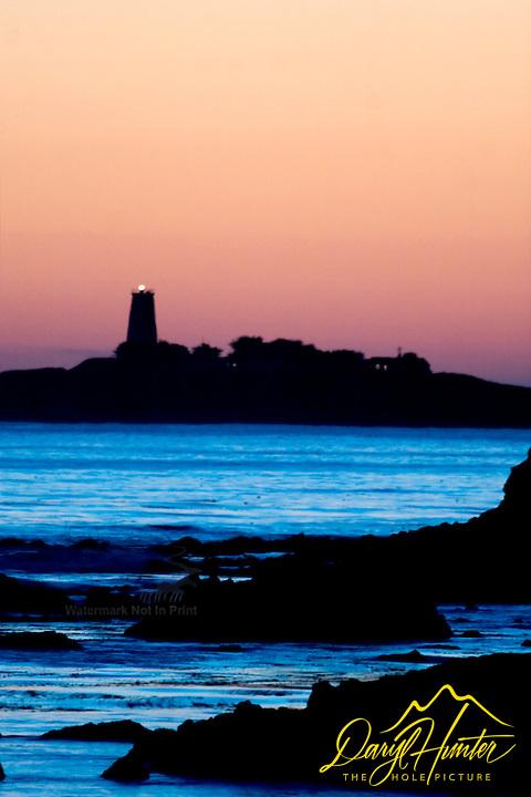 Piedras Blancas Lighthouse, San Simeon, California, Central Coast,