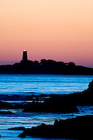 Piedras Blancas Lighthouse, San Simeon, California, Central Coast,