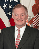 In this photo released by the United States Department of Defense, this is the official portrait of William J. Lynn III, the 30th Deputy Secretary of Defense taken in Washington, DC on February 18, 2009. Mr. Lynn's career has included extensive public service at various levels within government. Mr. Lynn served as the Under Secretary of Defense (Comptroller) from 1997 until 2001 and for four years prior to that he was the Director of Program Analysis and Evaluation (PA&E) in the Office of the Secretary of Defense.  Before entering the Department of Defense in 1993, Mr. Lynn served for six years on the staff of Senator Edward Kennedy as liaison to the Senate Armed Services Committee. Prior to 1987, he was a senior fellow at the National Defense University and was on the professional staff of the Institute for Defense Analyses. From 1982 to 1985, he served as the executive director of the Defense Organization Project at the Center for Strategic and International Studies.  Mr. Lynn also has experience in the private sector from 2001-2009. He served as senior vice president of Government Operations and Strategy at Raytheon Company. He also served as executive vice president of DFI International, a Washington-based management consulting firm, from 2001 to 2002.  A graduate of Dartmouth College, Mr. Lynn has a law degree from Cornell Law School and a master's in public affairs from the Woodrow Wilson School at Princeton University. His publications include a book, Toward a More Effective Defense, as well as articles in various newspapers and professional journals. He has been recognized for numerous professional and service contributions, including three DoD medals for distinguished public service, the Joint Distinguished Civilian Service Award from the Chairman of the Joint Chiefs of Staff, and awards from the Army, Navy and Air Force.<br /> Mandatory Credit: Darrell Hudson / DoD via CNP