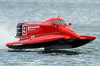 26  July, 2009, Trenton, Michigan USA.Johnny Fleming (#9).©2009 F.Peirce Williams USA.SST-120 class
