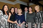 Garda Dance; Attending  the Garda Dance in aid of The Nano Nagle School,  held in the Listowel Arms Hotel on Friday night were Eleanor Shields, Paula Kelleher, Organiser, Kieth Maher, Mary & Donal Ashe, Orla Coakley &  Aoife O'Connell.