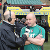 S591 - BBC Radio Leicester at Twickenham
