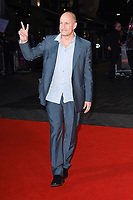 "Woody Harrelson<br /> arriving for the London Film Festival 2017 closing gala of ""Three Billboards"" at Odeon Leicester Square, London<br /> <br /> <br /> ©Ash Knotek  D3337  15/10/2017"