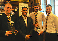 London, England.  during The 2014 All Party Parliamentary Rugby Union Group Premiership Rugby Community Awards at the House of Commons, Westminster, England on July 3,2014