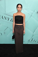 NEW YORK, NY - OCTOBER 9: Zoe Kravitz at the 2018 Tiffany Blue Book Collection:&nbsp;The Four Seasons of Tiffany at Studio 525 in New York City on October 9, 2018. <br /> CAP/MPI/JP<br /> &copy;JP/MPI/Capital Pictures