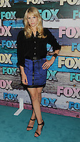 WEST HOLLYWOOD, CA - JULY 23: Lucy Punch arrives at the FOX All-Star Party on July 23, 2012 in West Hollywood, California. / NortePhoto.com<br />