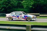 1992 British Touring Car Championship #30 Alain Menu (CHE). M Team Mobil. BMW 318is Coupe.