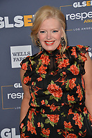 LOS ANGELES, USA. October 26, 2019: Melissa Peterman at the GLSEN Awards 2019 at the Beverly Wilshire Hotel.<br /> Picture: Paul Smith/Featureflash