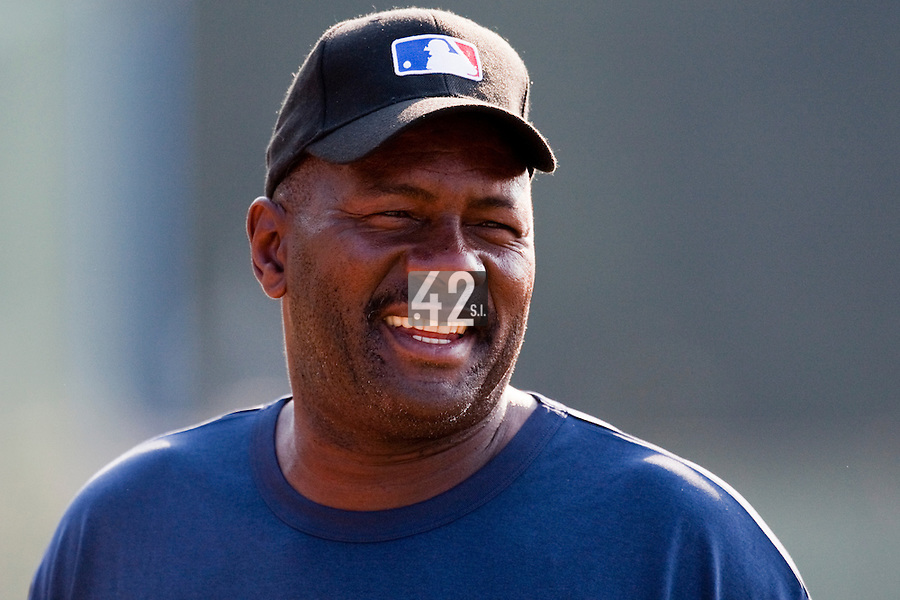 Baseball - MLB European Academy - Tirrenia (Italy) - 22/08/2009 - Lee Smith