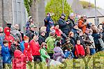Listowel Military Tattoo: Spectators at the  battle scene at the Listowel Military Tattoo on Saturday last.