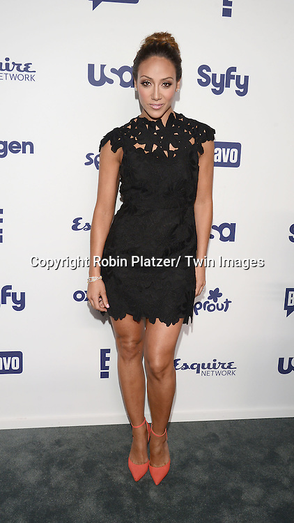 Melissa Gorga attends the NBCUniversal Cable Entertainment Upfront <br /> on May 15, 2014 at The Javits Center North Hall in New York City, New York, USA.
