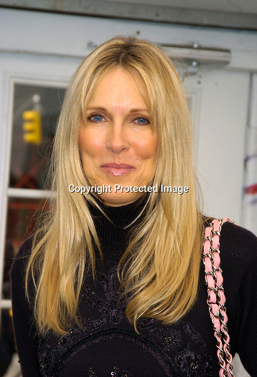Alana Stewart ..at The Zang Toi Spring 2005 Fashion Show on September 11, 2004 at The Plaza in the Tents. ..Photo by Robin Platzer, Twin Images