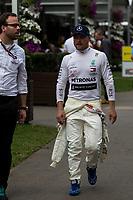 12th March 2020; Melbourne Grand Prix Circuit, Melbourne, Victoria, Australia; Formula One, Australian Grand Prix, Practice Day; Mercedes AMG Petronas driver Valtteri Bottas