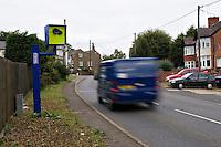 Truvelo Speed Camera Byfield Northamptonshire England UK..©shoutpictures.com..john@shoutpictures.com