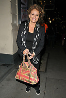 Nadia Sawalha at the &quot;Consent&quot; press night, The Harold Pinter Theatre, Panton Street, London, England, UK, on Tuesday 29 May 2018.<br /> CAP/CAN<br /> &copy;CAN/Capital Pictures