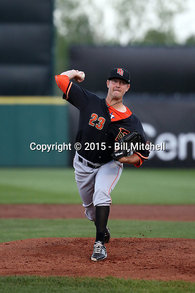 Brady Rodgers -2015 Fresno Grizzlies (Bill Mitchell)