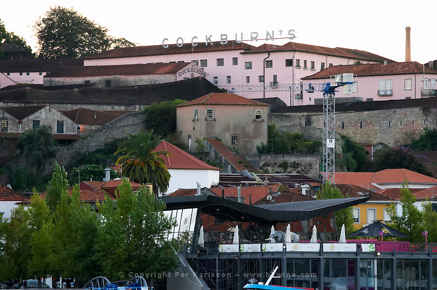 cockburns port lodge vila nova de gaia porto portugal