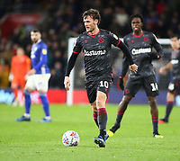 31st January 2020; Cardiff City Stadium, Cardiff, Glamorgan, Wales; English Championship Football, Cardiff City versus Reading; John Swift of Reading